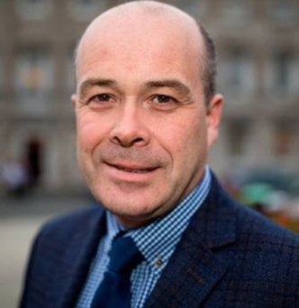 Environment and Climate Change Minister Denis Naughten.