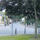 The centre of Donabate