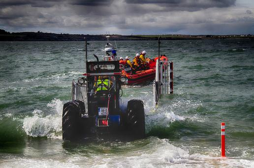 Skerries RNLI. Pic: Gerry Canning