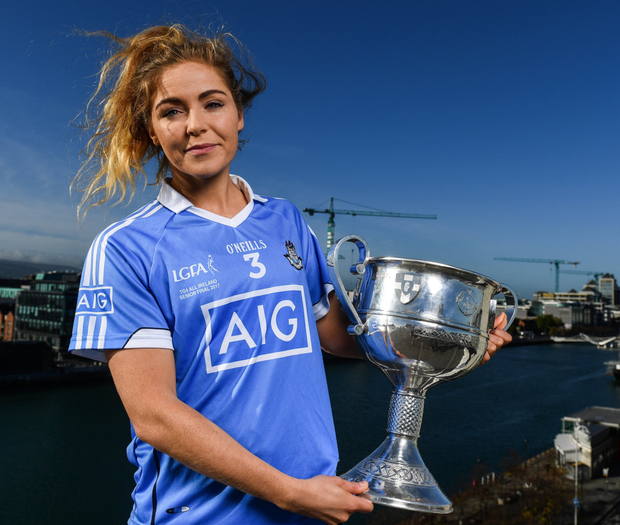 Dublin's Sinead Finnegan has picked up a hamstring injury and has been ruled out for six months.