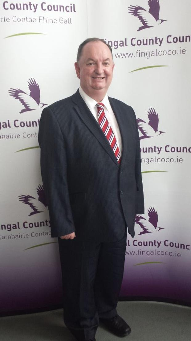 Cllr Tom O'Leary