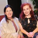 Patricia Daly and Ciara O Rourke in 'Out of Order' at the Rush Millbank Theatre