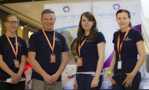 Fingal Volunteer Centre has received Government funding.