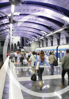 The MetroLink project is moving forward.