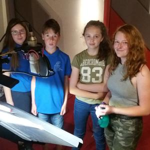 Participants are invited to take part in the Sounds Good Summer camp. Last year they visited the Windmill Lane Recording Studio