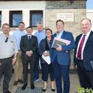 Politicians were invited to Hedgestown National School in Lusk to hear about the impact of the ongoing delays in providing a new school