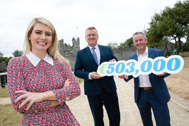 A €503,000 cash injection has been announced by the Fingal Local Enterprise Office (LEO)