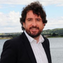 Cllr Brian McDonagh (Lab) pictured at Portmarnock Beach