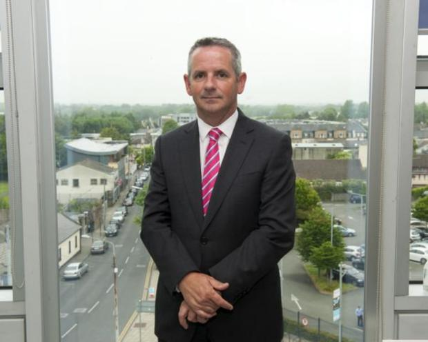 Chief Executive of Fingal County Council, Paul Reid