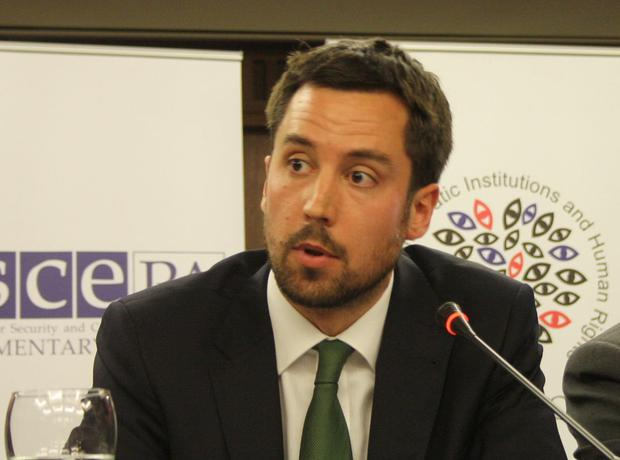 Minister for Housing, Eoghan Murphy TD