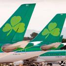Aer Lingus. Stock picture