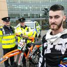 Council warns on the dangers of quad bikes and scramblers as gifts, this Christmas