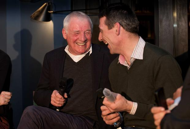 Eamon Dunphy and Davy Russell coming to Rolestown