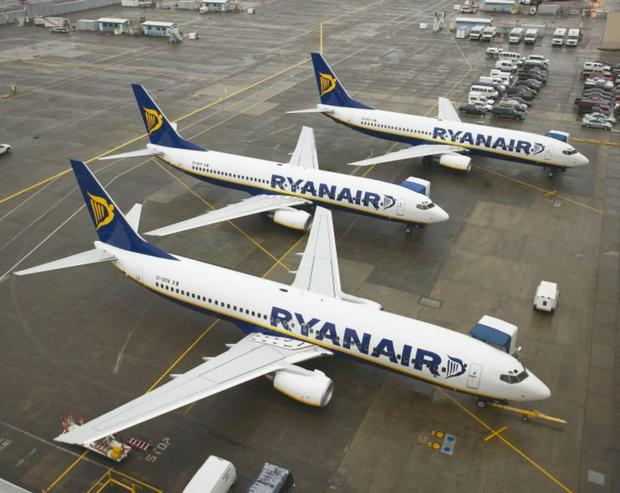 Ryanair is expanding at Dublin Airport.