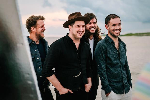 Mumford and Sons confirmed to play at Malahide Castle this summer, making it six gigs at the castle this year in all.