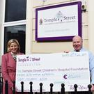 Temple Street Foundation has been chosen as the IAA's charity partner for 2019