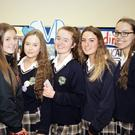 Students from Donabate Community College at the SVP Youth Day event