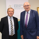 Minister Michael Creed, and Commissioner Phil Hogan