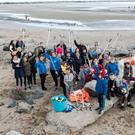 Environmental group want to see beaches cleaned by people, not heavy machinery