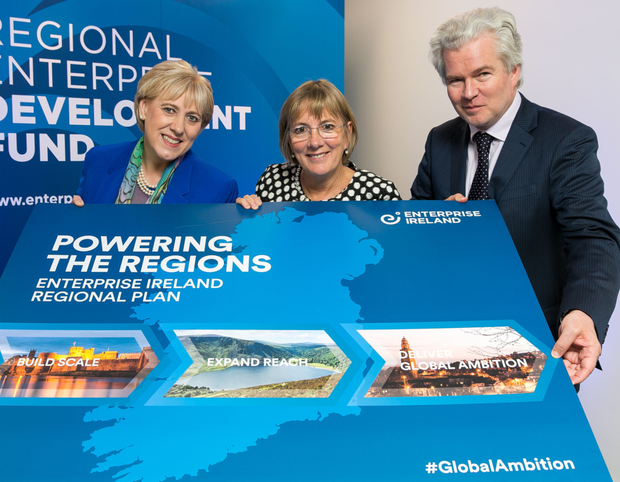 Minister Heather Humphreys announces new round of Regional Development Funding. (pic by Shane O'Neill-SON Photographic)