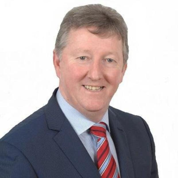 Minister of State for Natural Resources Seán Canney