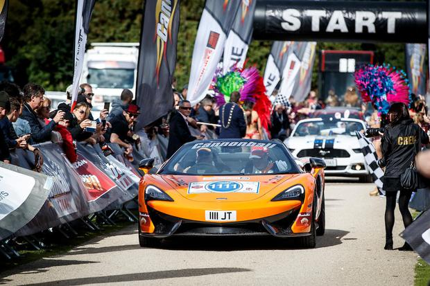 The supercars are coming to Malahide