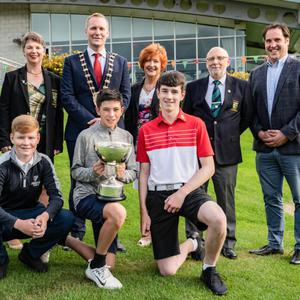 Major youth golf tournament coming to Donabate