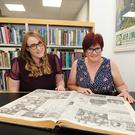 Karen De Lacey and Catherine Keane invite you to take a look at Fingal's rich archives