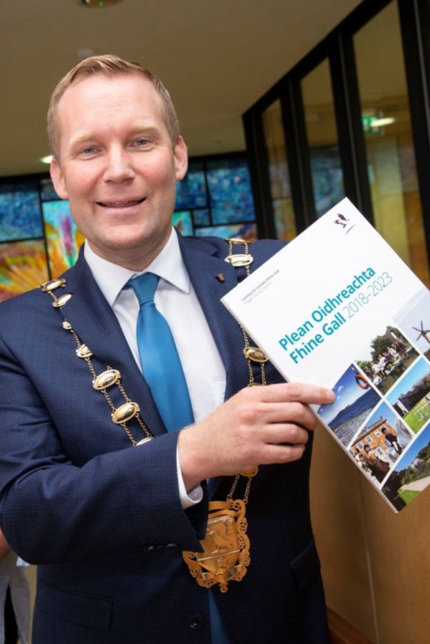 Launch of the Fingal Heritage Plan