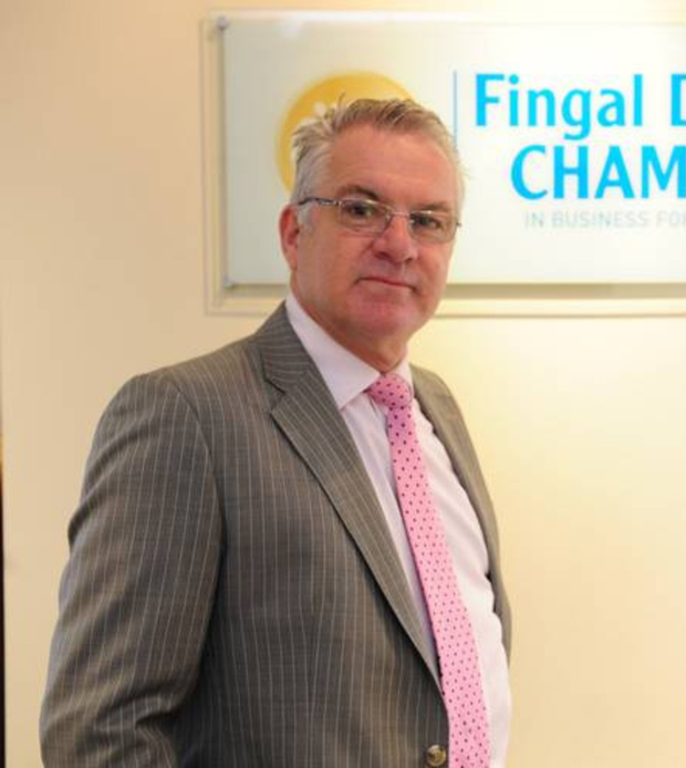 'Businesses have suffered' says Anthony Cooney, CEO of Fingal Dublin Chamber