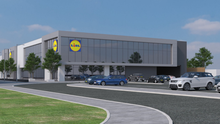 Plans for the new €11 million Lidl in Lusk