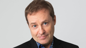 Ardal O'Hanlon to take to the Naul stage, this month.