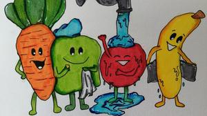World Food Safety Day poster competition.