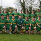 The successful Thomas Ashe minor football team