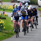 Action from Saturday's inaugural John Reilly Perpetual Cup race in Balscadden. Picture: Fintan Clarke