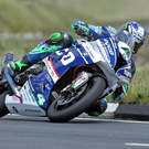 Ian Hutchinson took his 15th TT win by just 5 seconds at the Superbike TT race