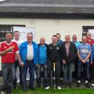 Gladstone Skerries, winners of the Fingal & East Meath Pitch & Putt Championship.