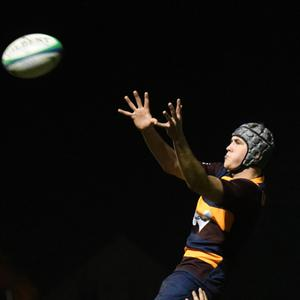 Ben Jenkinson's try got Skerries back into Saturday's match against Rainey Old Boys after a slow start.