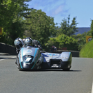 The Birchall Brothers took both sidecar race wins at the TT. Photo Jack Corry