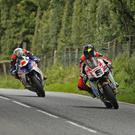 Is this great race gone forever? Stars like Bruce Anstey leads Peter Hickman, Conor Cummins and Dean Harrison during an epic Superbike race. Photo Jack Corry
