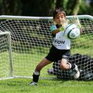 Rush Athletic FC FAI summer camp