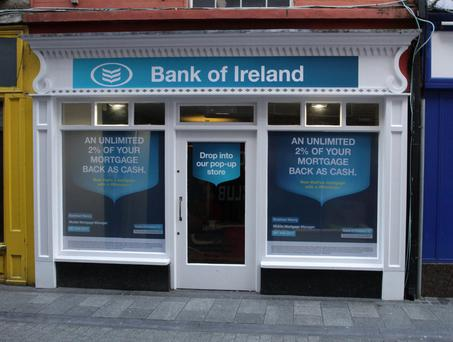 The new pop-up branch.