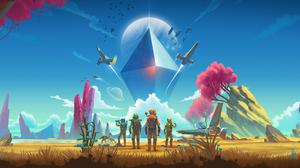 Despite ill-conceived foundations, there are many moments of wonder and fun to be had in No Man's Sky Beyond