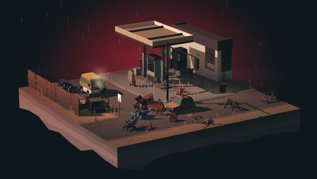 Overland is a nod to the hideously unfair and bare bones games of the past, where imagination reigned
