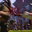 Screenshot from Blood Bowl 2