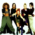 The Spice Girls: into the New Year in 1997 on top of the charts