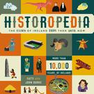 Historopedia follows on from bestseller Irelandopedia