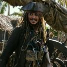 Johnny Depp as Captain Jack Sparrow in Pirates Of the Caribbean: Salazar's Revenge