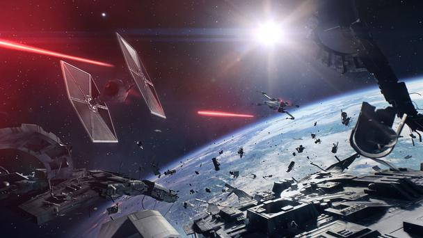 Battlefront 2 is a particularly sad experience, because it adheres flawlessly to the Star Wars aesthetic but is oozing with unspent potential.