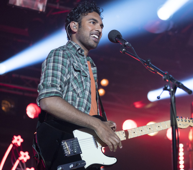 Himesh Patel as Jack Malik in Yesterday